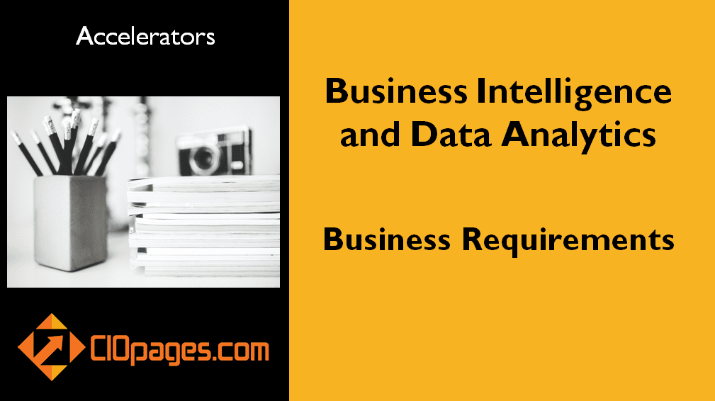 Business Intelligence Business Requirements