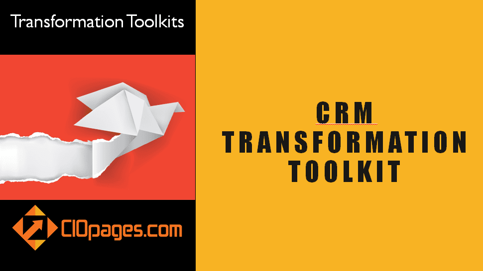 CRM Transformation Toolkit