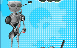 Robotic process automation in the supply chain